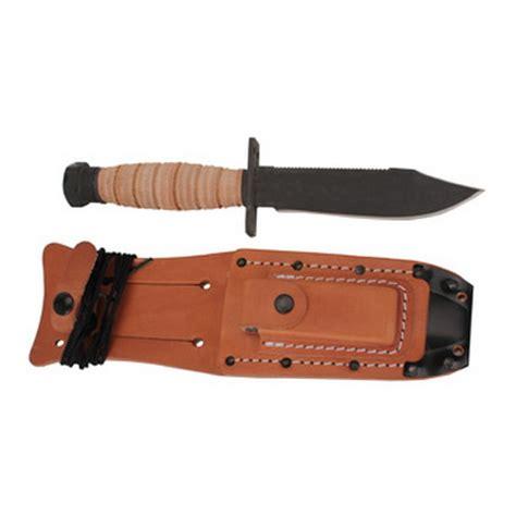 ontario 499 knife ontario knife company 499 air survival 6150
