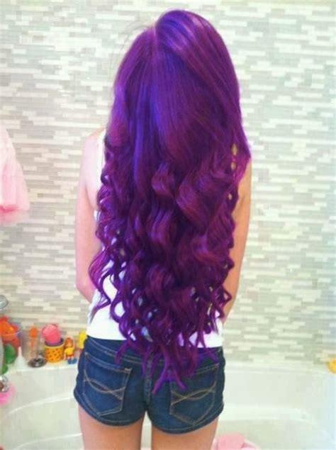 girl hairstyles purple 30 cute purple hairstyle ideas for this season