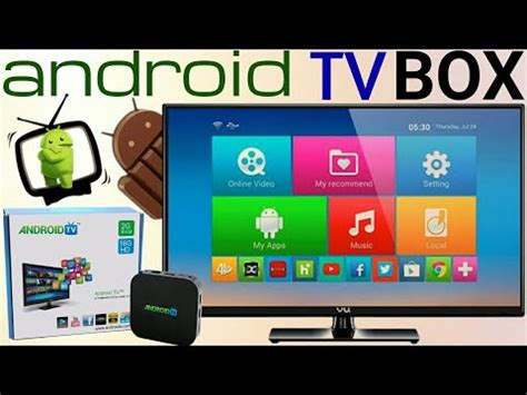 tutorial android tv mxq pro 4k android tv box full review tutorial youtube