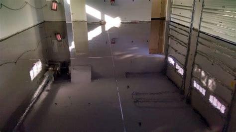 reflector enhancer epoxy floor  days concrete floors