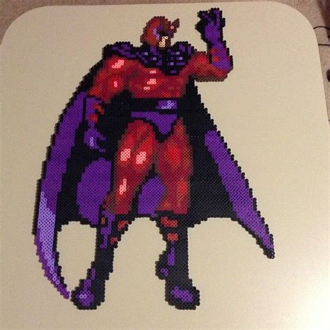 marvel perler 1000 images about x on magnets bookmarks