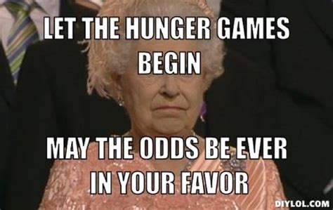 The Hunger Games Memes - the hunger games