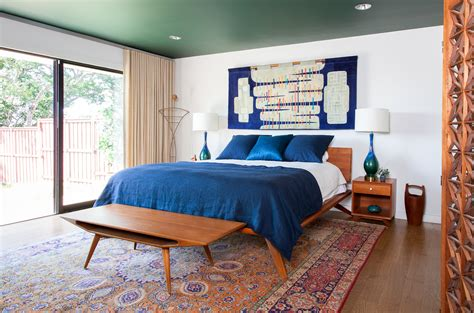 mid century modern master bedroom bedroom master mid century design with white window also