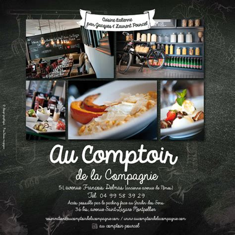 Au Comptoir De La Compagnie by 187 Au Comptoir De La Compagnie 187 Ouvre Bar 187 Carr 233 Mer