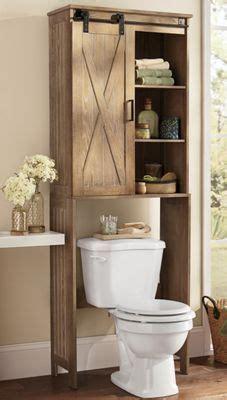 barn door space saver   bathroom storage bathroom
