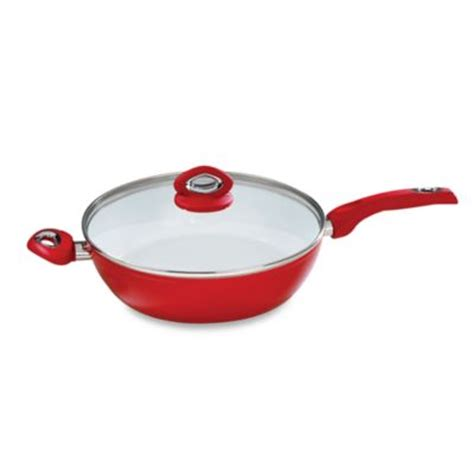 buy bialetti 174 aeternum red 8 piece cookware set from bed bath beyond