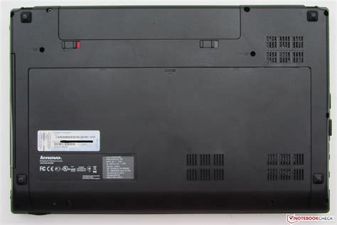 Laptop Lenovo Seri by Review Lenovo Ideapad N581 Notebook Notebookcheck Net