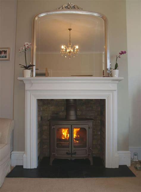 Fireplace Burners by Best 25 Log Burner Ideas On Wood Burner Log