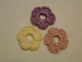 crochet flower pattern magic ring beautiful flower crochet patterns