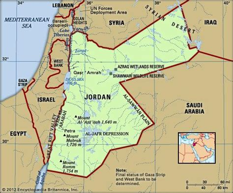 5 themes of geography jordan jordan history geography encyclopedia britannica