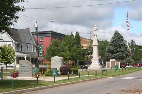 country towns honoring heroes in small town usa greene ny the last