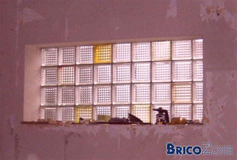 Remplacer Une Fenetre Par Des Briques De Verre 3498 by Remplacer Brique De Verre Sans Linteau Pour Les Briques