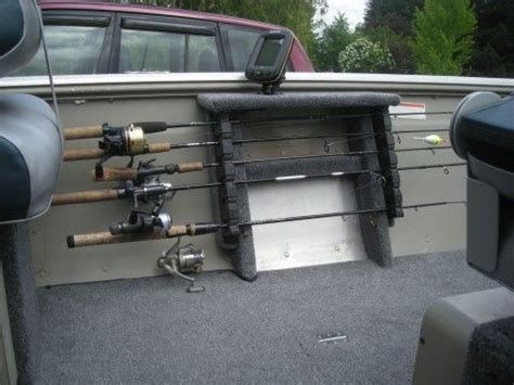 duck boat rod holders 17 best images about jon boat on pinterest boats john