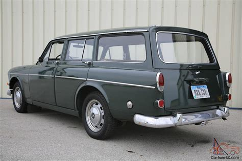 1967 volvo 122s wagon with overdrive