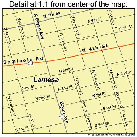 la mesa texas map lamesa texas map 4841164