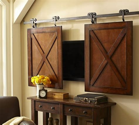 Tv Cabinet With Doors To Hide Tv Treasures How To Hide Your Tv