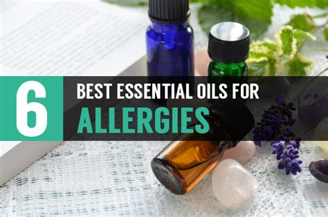 essential oils for skin allergies learn about best essential oils for allergies and its use