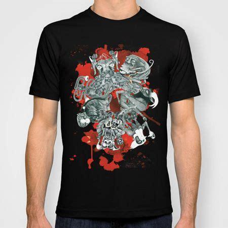 P T Shirt Kaos Seven Deadly Sins the seven deadly sins t shirt fashion