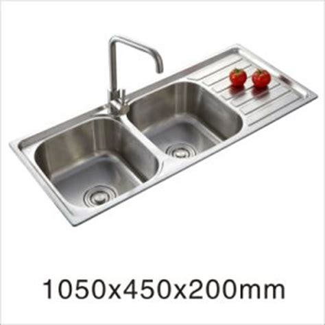 china 2015 sale kitchen stainless steel one stretched