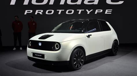 the honda e prototype is the raddest ev you ll never drive