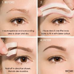 find the best eyebrow shape for your face shape magazine creating the perfect eyebrow shape for your face eyebrow