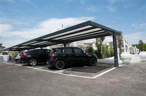 pergolas cocheras pergolas de hierro para coches amazing techos cubiertas