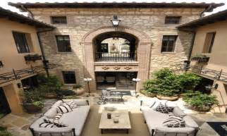 homes with courtyards similiar italian style home courtyard keywords