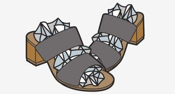 how to clean rainbow sandals 3 ways to clean rainbow sandals wikihow
