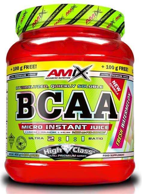 10g of creatine amix bcaa micro instant juice 400g 100g zadarmo