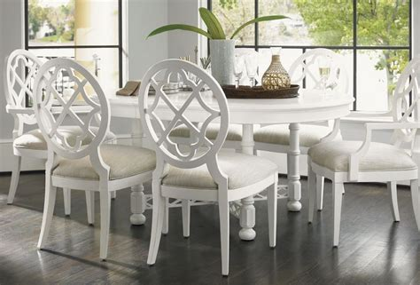 ivory dining room sets ivory key knapton hill extendable dining room set from bahama 01 0543 875c