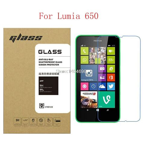 anti virus lumia 650 sfor microsoft lumia 650 tempered glass 9h 0 26mm 2 5d