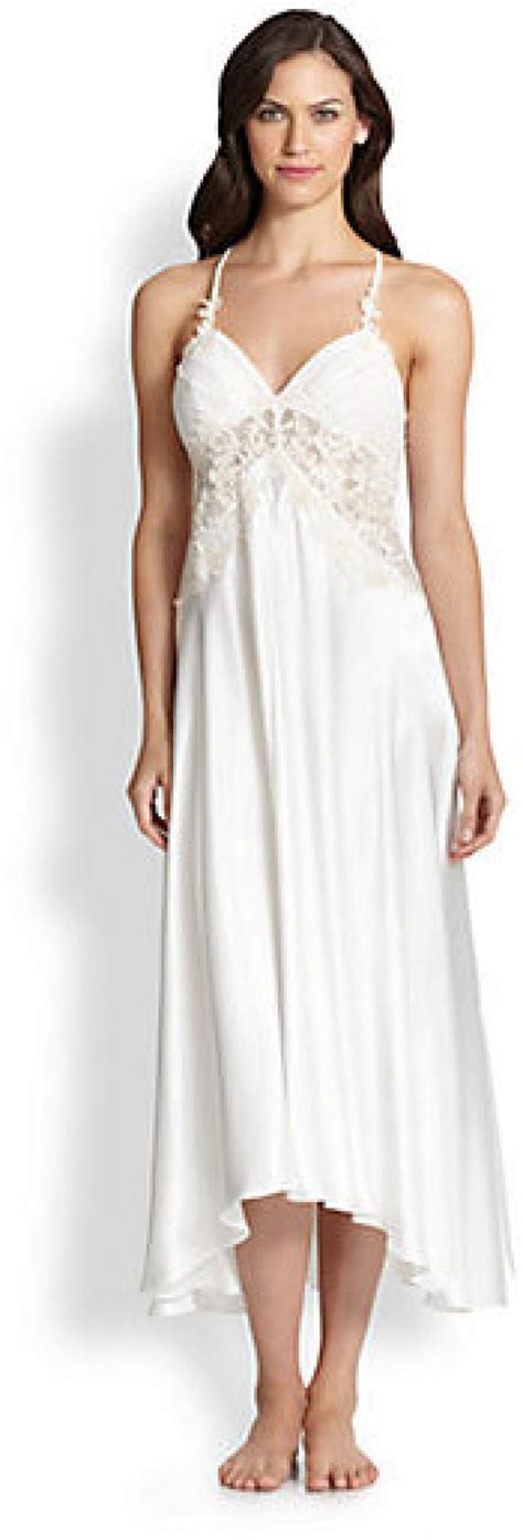 Sabrina Satin Dress satin dresses jonquil sabrina satin sleep gown 2169394