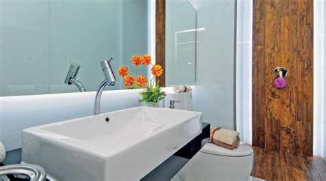 Kaca Rias Besar Oval padu padan warna apartemen menengah btn properti
