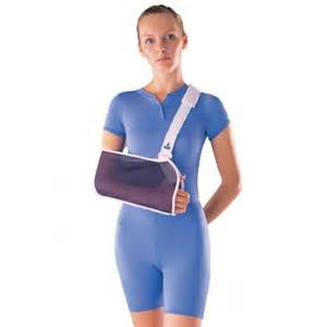 Comfort Cover For Braces Mesh Arm Sling Shoulder And Elbow Supports And Braces