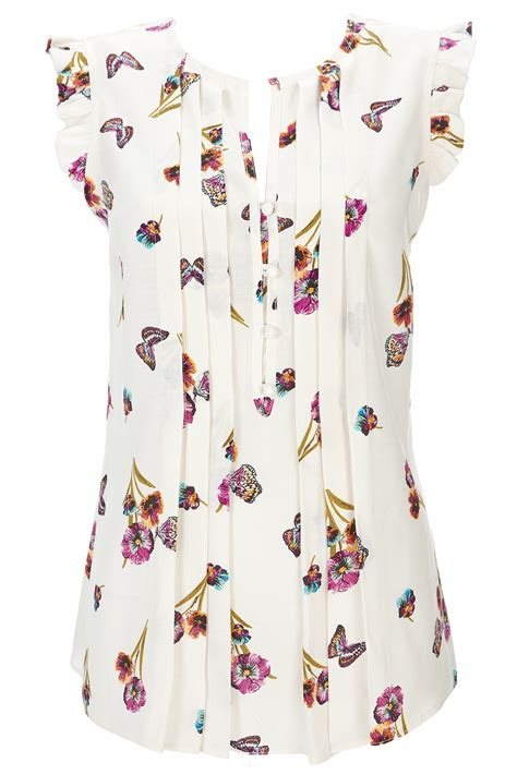 Butterfly Fashion Blouse Import silent witness style wish list kats whispers