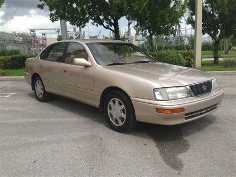 1995 Toyota Avalon Xls Purchase Used 1995 Toyota Avalon Xls Sedan 4 Door 3 0l In