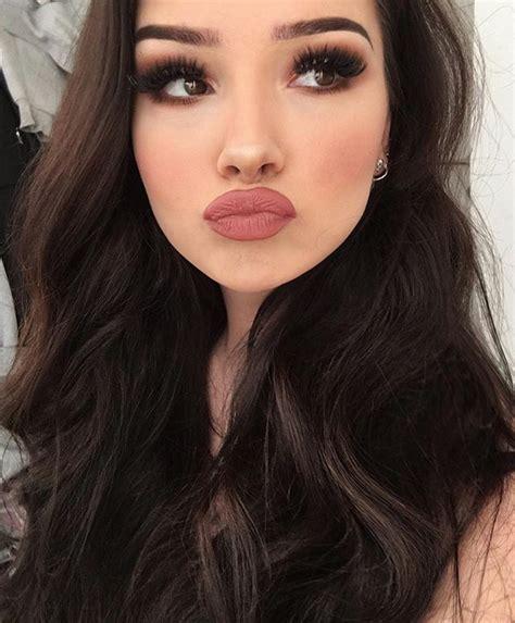 pinterestatangelthebear neutral makeup  makeup