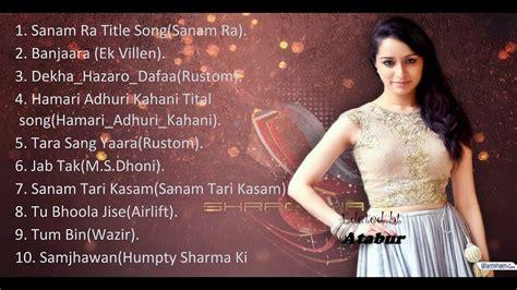 film romance mp3 song top 10 hindi romantic songs 2016 septamber bollywood