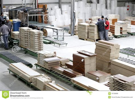 woodworking warehouse wood warehouse interior editorial stock photo image