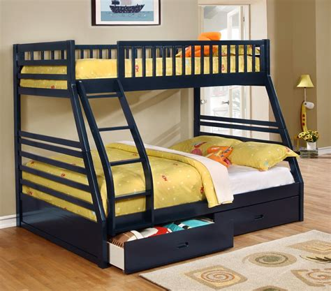 twin over double bunk bed home design ideas gallery and