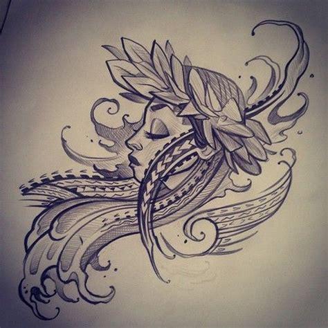 hawaiian tribal tattoos tumblr drawings www pixshark images