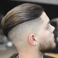 hair cut for on sides slicked back on top 10 shaved sides hairstyles for men you can t miss