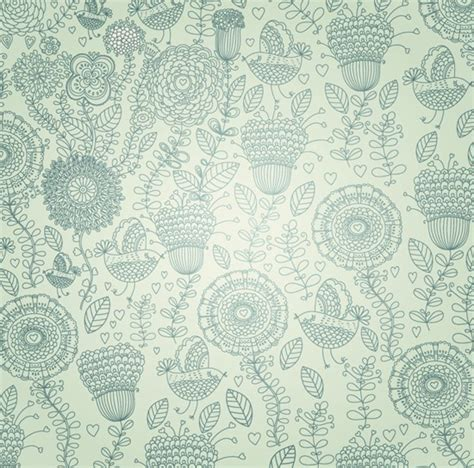 pattern classic vector vintage floral vector pattern free download vintage vectors
