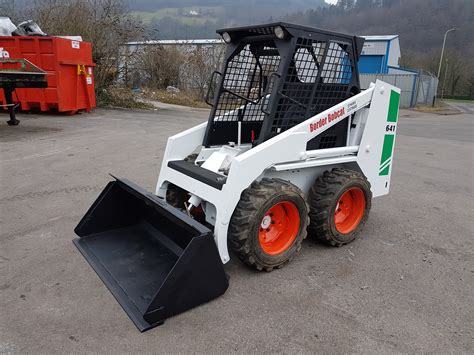 skid loader used plant loaders archives border bobcat wales bobcat