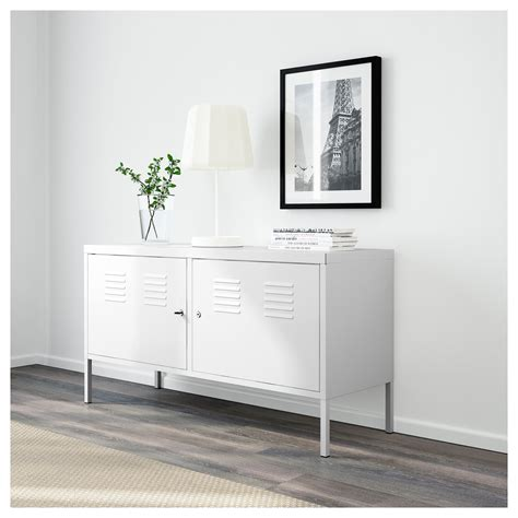 Ps Cabinet White by Ps Cabinet White 119x63 Cm