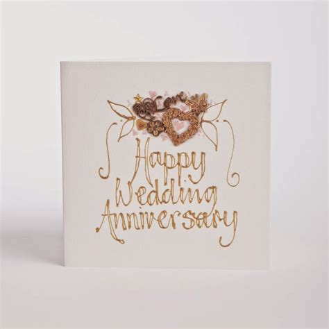 Wedding Anniversary Greeting Cards 2015 2016 ~ Snipping World!