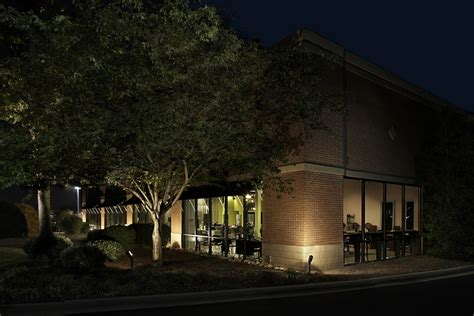 Minneapolis Commercial Outdoor Lighting Design Landscape Lighting Minneapolis