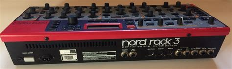 Nord Rack 3 by Clavia Nord Rack 3 Image 1586224 Audiofanzine