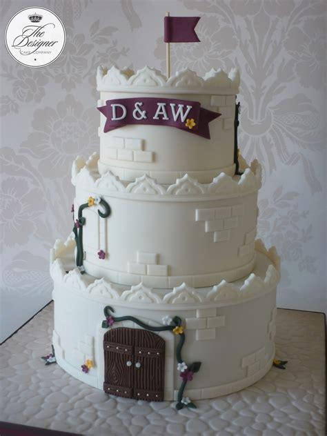 hochzeitstorte schloss castle wedding cake cakecentral