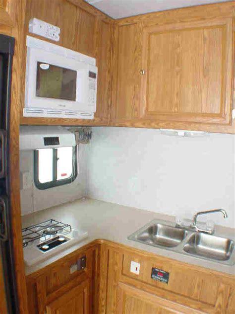 bedroom escape millenium enclosed trailers cabinets in front bedroom escape